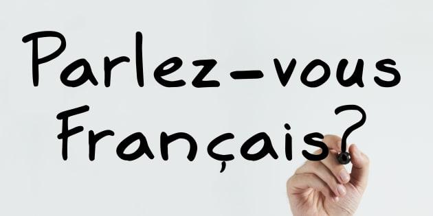 Writing Parlez-vous Francais?