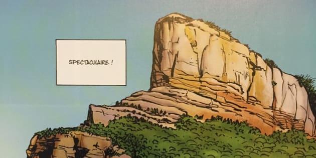 Extrait de Clos de Bourgogne, Le Monopole, Corberyan & Ruizge, éditions Glénat