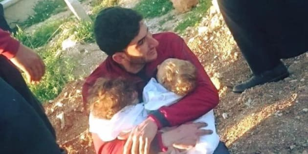 Abdel Hameed Alyousef also lost up to 20 other relatives in the attack.