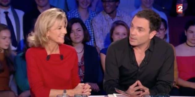 """Dans """"On n'est pas couché"""", Laurent Ruquier écarte l'option Claire Chazal pour remplacer Yann Moix."""