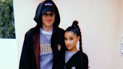 Ariana Grande And Pete Davidson Make It Official With 'Harry Potter'