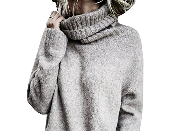 The best (and coziest!) Amazon sweaters under $25