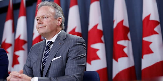 Bank of Canada Governor Stephen Poloz takes part in a news conference in Ottawa, Ontario, Canada, July 12, 2017.