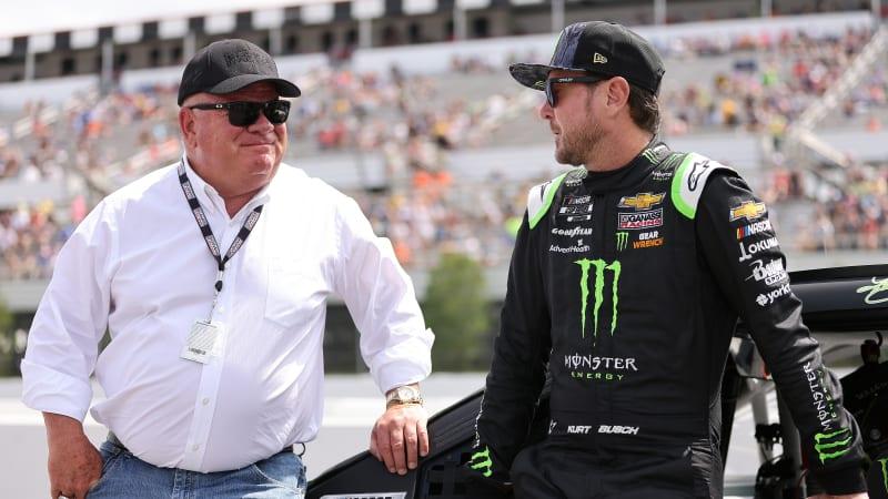 Chip Ganassi sells NASCAR team to Trackhouse Racing