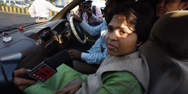 Women Rights activist Trupti Desai.