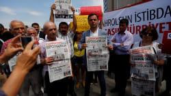 Turquie : liberté conditionnelle pour sept collaborateurs du journal