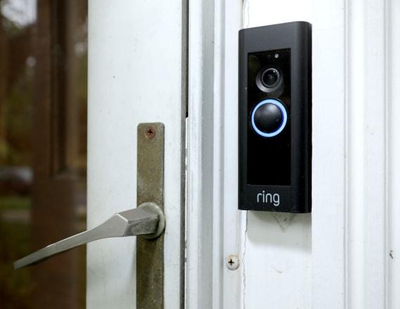 Doorbell security camera captures murder suspects