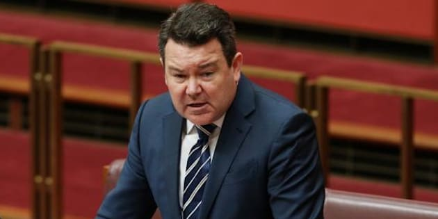 Liberal Senator Dean Smith stood alone in the Coalition party room to argue for a free vote on same-sex marriage. He believes that won't happen again.