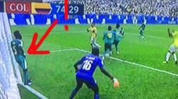 La pose de cette star du Sénégal pendant le but de la Colombie inspire les