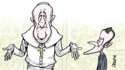 BLOG - Emmanuel Macron et le pape François seront-ils sur la même longueur
