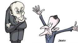 BLOG - Ce qu'il faut attendre de l'accueil de Vladimir Poutine à Emmanuel