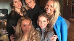Victoria Beckham Fuels Spice Girls Reunion Rumours As Band Come Together At Geri Horner's