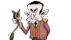 BLOG - Ce qu'il reste de l'action politique de Manuel Valls en