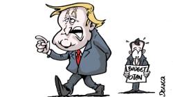 BLOG - Le souvenir que gardera Donald Trump de sa visite au