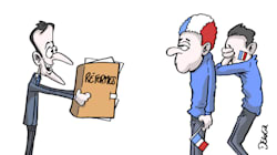 BLOG - Combien de temps les Français vont-ils avoir la tête dans les