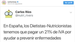 Después de leer esto defenderás que la Nutrición debería formar parte de la Sanidad