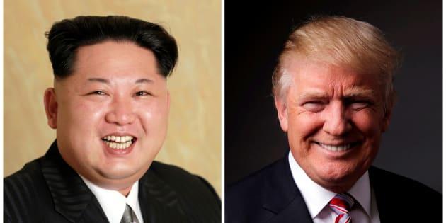"""Kim Jong-un et Donald Trump se menacent et s'accusent mutuellement d'être """"fous"""""""