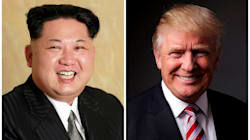 Someone Flipped Donald Trump's Hair With Kim Jong Un's, And It's Absolutely