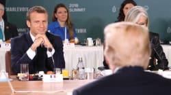 Macron aurait utilisé contre Trump ses propres techniques de