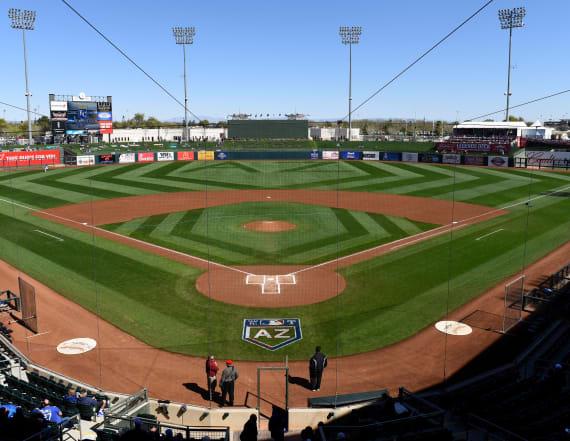 Report: MLB preparing for return as soon as May