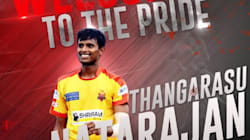 Tamil Nadu Daily Wager's Son T Natarajan Is This Year's Top Pick At