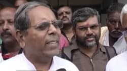 Karnataka Excise Minister H Y Meti Quits Over Alleged Sex