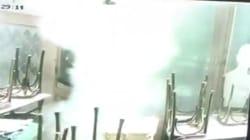 IL VIDEO DELL'ATTENTATO A SORBILLO - Lascia la bomba davanti alla pizzeria e