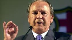 Muere José Luis Núñez, expresidente del Barça, a los 87