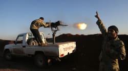 La Turquie lance une offensive terrestre et aérienne en