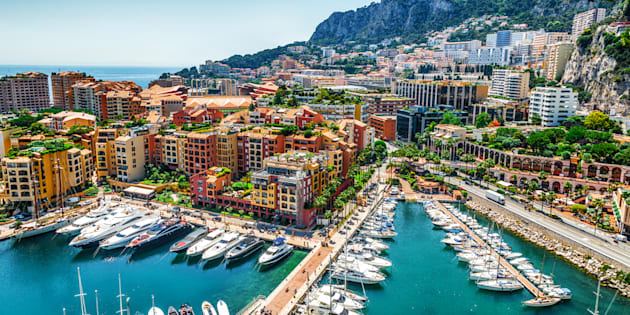 A marina in Monte Carlo, Monaco, playground of the world's wealthy. A report from Oxfam says 82 per cent of the wealth generated in the world last year went to the top one per cent.