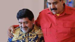 Diego Maradona quiere ser soldado para apoyar a