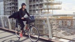 Ir ao trabalho de bicicleta é a opção de transporte mais