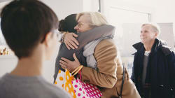WestJet Surprises Loved Ones By Reuniting Them In Holiday