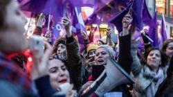 Greve Geral: 15 imagens das mulheres tomando as ruas em prol da