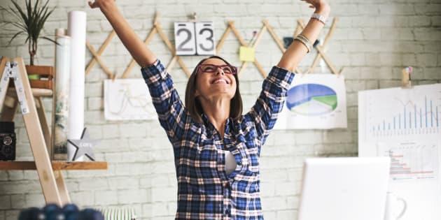 9 façons  de conjuguer la réussite au féminin.