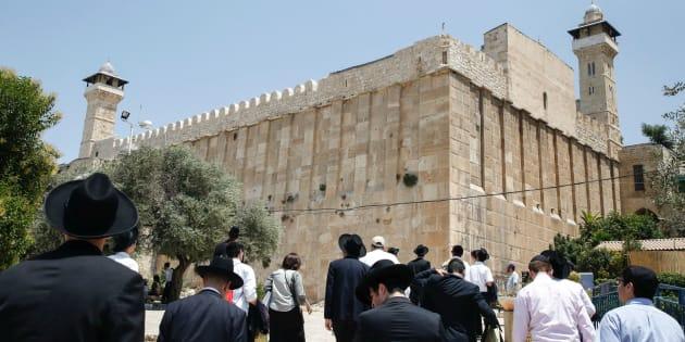 Hebron patrimonio mondiale