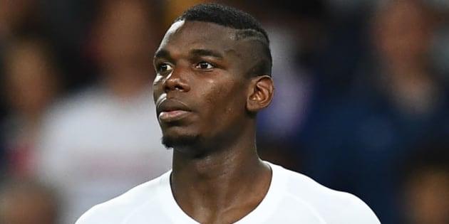 Les frères Paul et Florentin Pogba face à face pour Manchester United - Saint-Etienne en Europa League