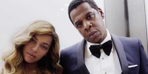 Quand Beyoncé et Jay-Z s'ambiancent en famille sur de la musique country
