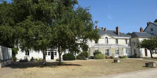 Le centre de Pontourny à Beaumont-en-Veron en septembre 2016.