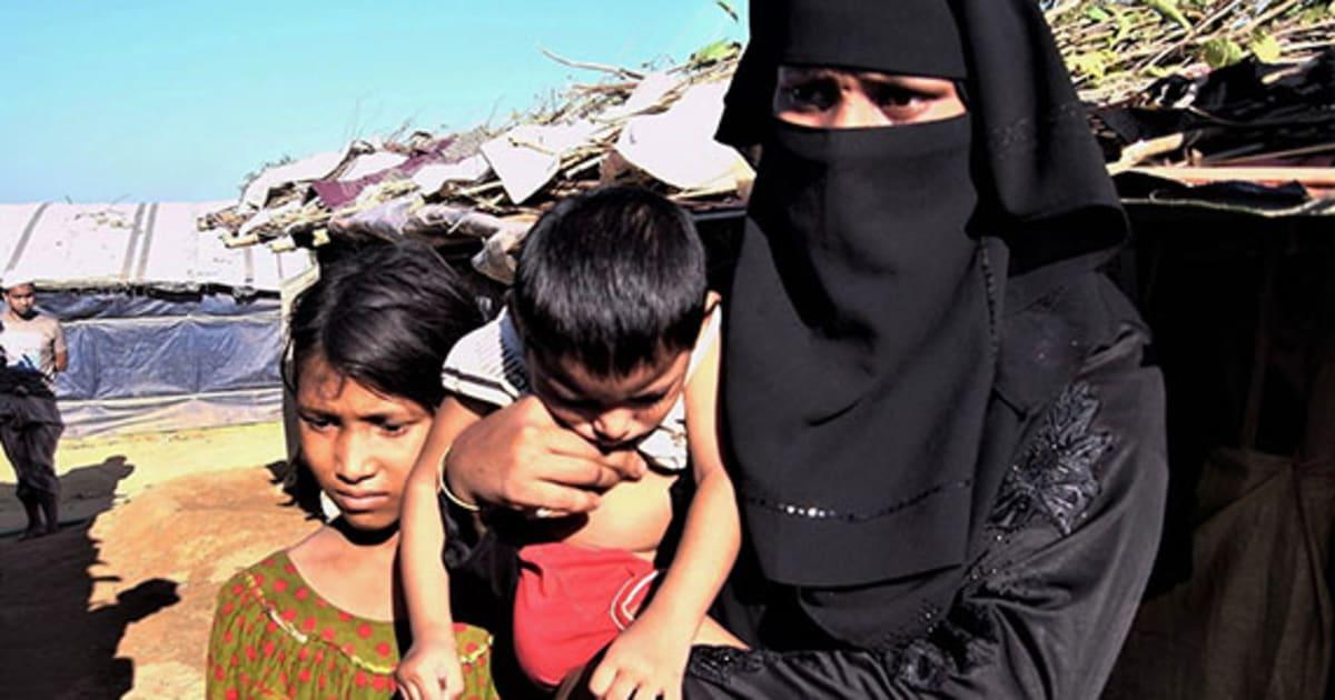 ミャンマー避難民キャンプの女性たち | ハフポスト