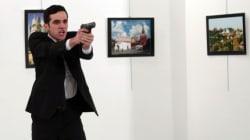 Asesinan a embajador de Rusia en Turquía supuestamente por intervención rusa en