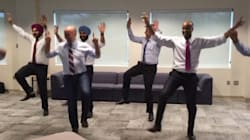 Watch These Canadian MPs Bust Out Their Best Bhangra Dance