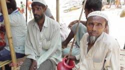 ミャンマー避難民:62万人が殺到する難民キャンプの現状