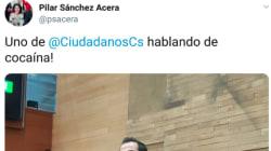 Una diputada del PSOE de Madrid borra un tuit ironizando sobre Ciudadanos y la