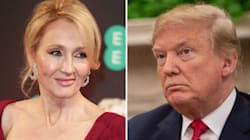 J.K. Rowling Can't Stop Laughing At Trump's Boast About His Expert Writing