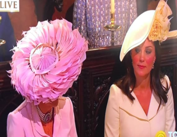 Kate Middleton goes viral with side-eye