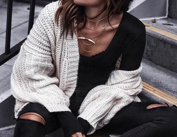 Here is your ultimate guide to layering necklaces
