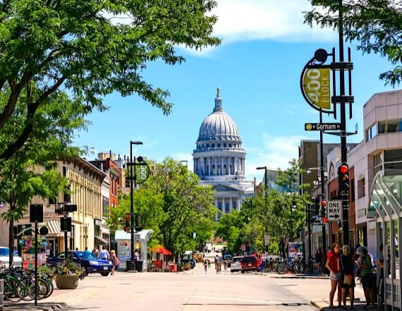 Best US places to retire are college towns