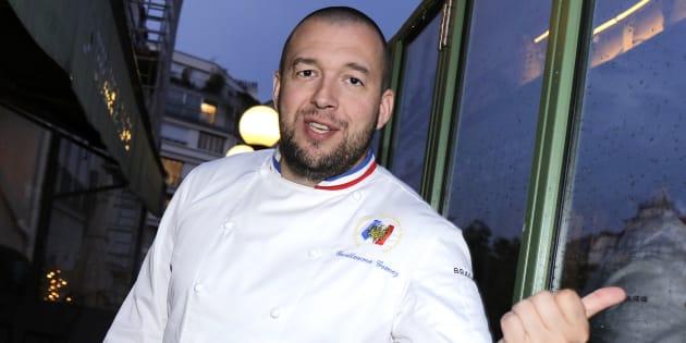 Guillaume Gomez, le chef des cuisines de l'Élysée a aussi son mot à dire sur la polémique qui divise les Français.