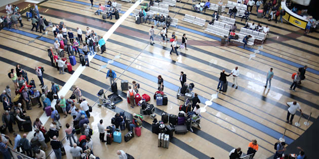 Possible flight delays for OR Tambo travellers